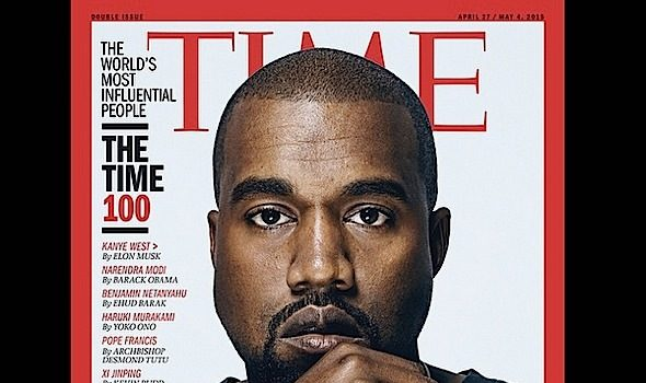 Kanye West, Kim Kardashian Make Time's '100 Most Influential People in the World' List + Liya Kebede Snags Vogue Paris Cover