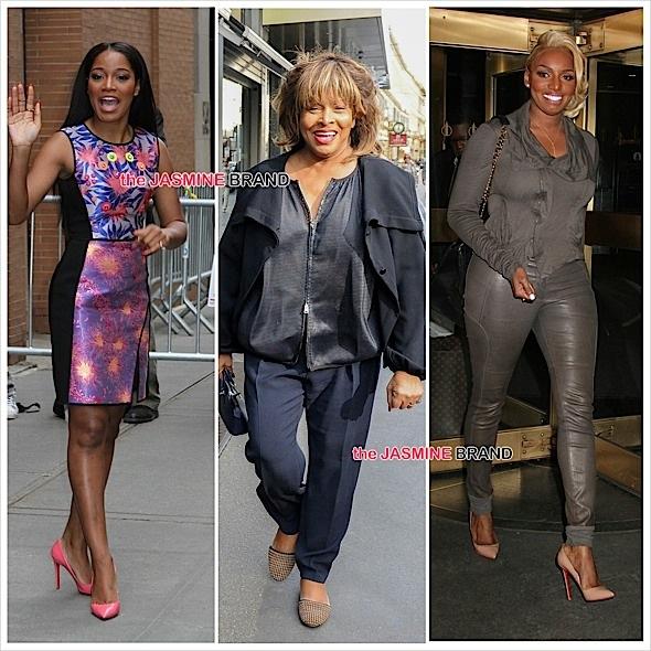 KeKe Palmer, Tina Turner, NeNe Leakes