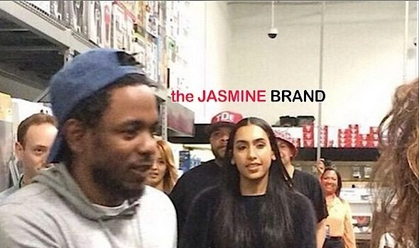 Kendrick Lamar Says He's Engaged & Loyal to His High School Sweetheart [VIDEO]