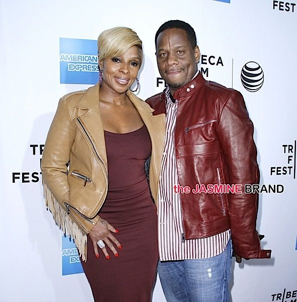 Mary J. Blige's Estranged Husband Kendu Is Praying They Don't Divorce