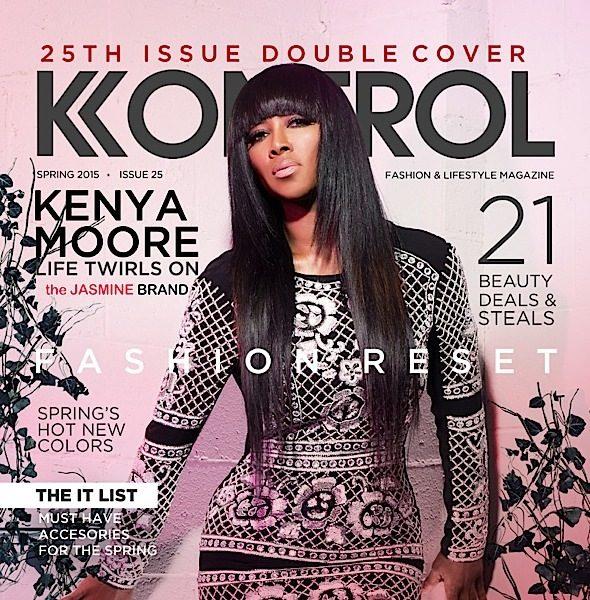 Kenya Moore Calls NeNe Leakes Disgusting & Evil [Photos]