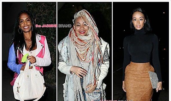 Celebrity Stalking: Karrueche Tran, Kim Porter, Draya Michele, Raveyn Simone, Alesha Dixon, Nicole Scherzinger [Photos]