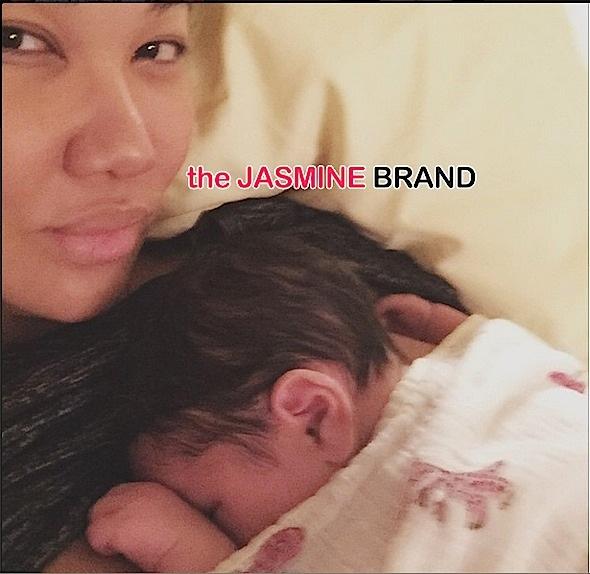 kimora lee simmons-debuts son baby wolfe-the jasmine brand
