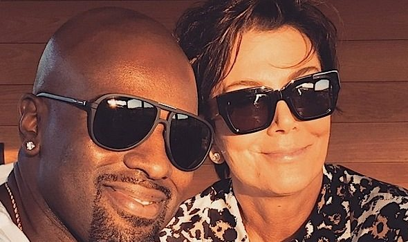 Kris Jenner Eats A Cricket After Being Asked If She & Corey Gamble Are Engaged