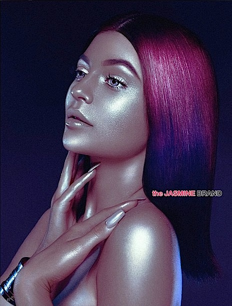 kylie jenner-denies blackface photo shoot-the jasmine brand