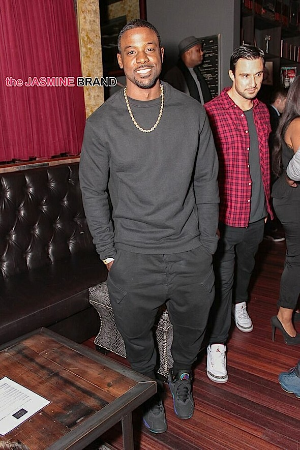 lance gross-terrence j-bowling birthday party-the jasmine brand