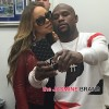 mariah carey-floyd mayweather-the money team-the jasmine brand