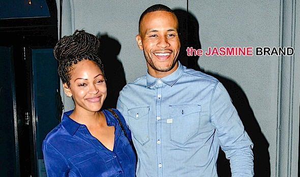 DeVon Franklin Defends Wife Meagan Good Against Critics: I don't have an issue [with her clothes]; it's about her heart.