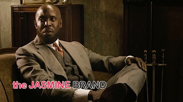 michael kenneth williams-hbo bessie film-the jasmine brand