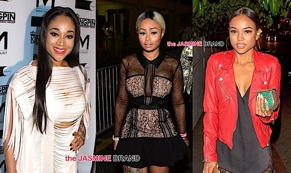 Karrueche Annoyed By Photos With Ex, Mimi Faust Denies 'Fake Boyfriend' + Is Blac Chyna Taunting Kylie Jenner? [Messy Tweet Gang]