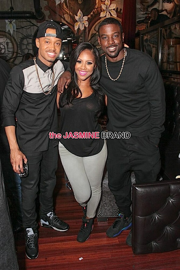miss diddy-lance gross-terrence j-bowling birthday party-the jasmine brand