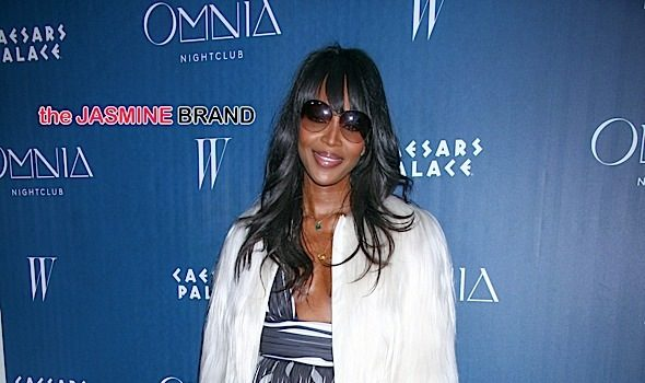 Naomi Campbell Involved in Alleged Fight With Employee: She bruised my face!