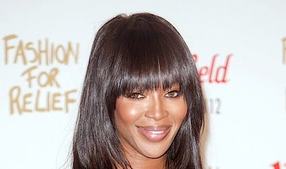 Naomi Campbell Lands British Vogue Job