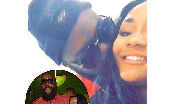 Is Rick Ross Dating Drake's Ex-Girlfriend, Lira Galore? [Photos]