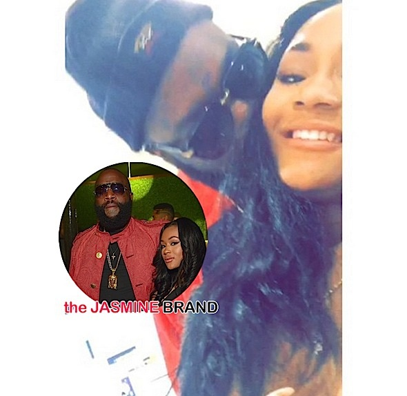 new couple alert-Rick Ross Dating Drake's Ex-Girlfriend, Lira Galore-the jasmine brand