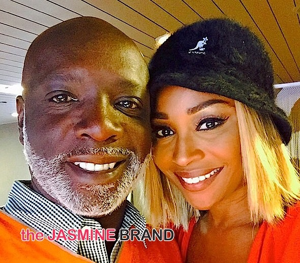 Cynthia Bailey On Marriage to Peter Thomas: 'It's not good right now.' [VIDEO]