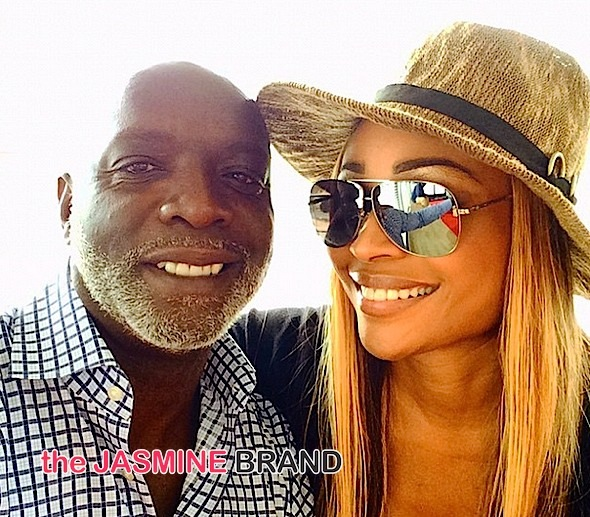 Peter Thomas Says He Was Blindsided By Cynthia Bailey's Divorce Announcement + Denies Cheating & Stealing Money From Reality Star
