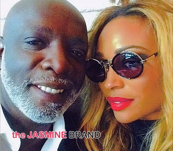 Peter Thomas, Cynthia Bailey
