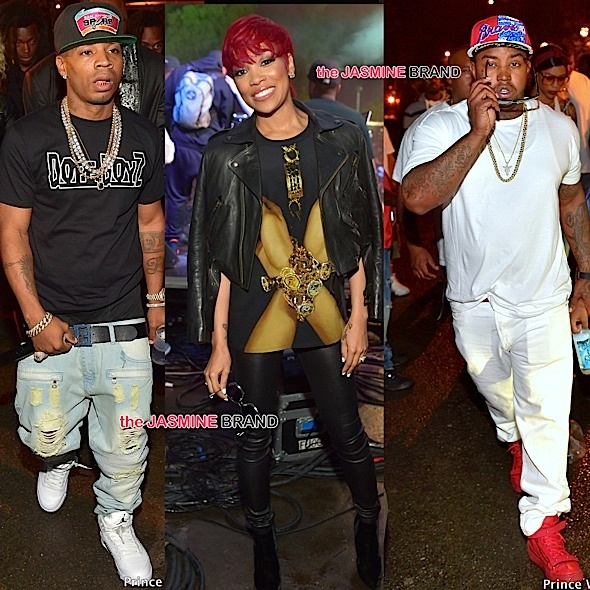 Plies, Monica, Lil Scrappy