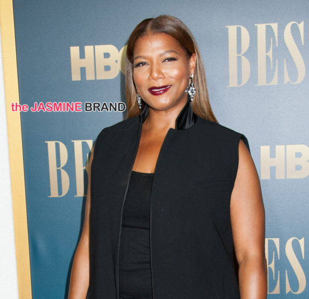 Queen Latifah Talks New Show 'Curvy Style': to me it's just normal women [VIDEO]