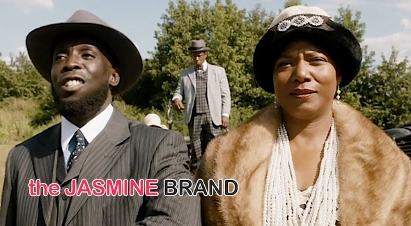 queen latifah-michael k williams-hbo bessie film-the jasmine brand