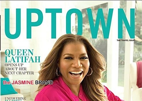 Queen Latifah Gets Completely Nude for 'Bessie', Shares Her POV On Gay Rights [Covers Uptown]