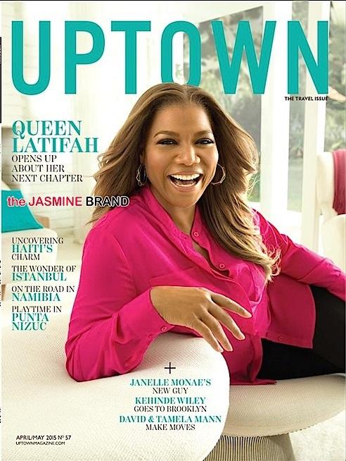 queen latifah-uptown-the jasmine brand