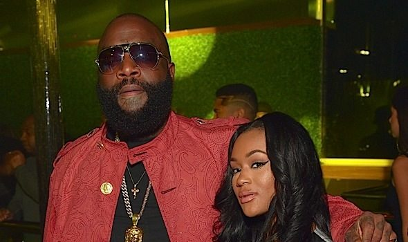 Rick Ross Accused of Dating College Student, After Split From Lira Galore (AGAIN)