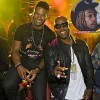 Usher, Rico Love, Wiz Khalifa