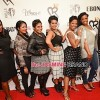 WE TV's April Daniels Host The Rock Out With Me Brunch in Atlanta with VIP Guests Tameka Raymond and Christina Johnson from VH1's Atlanta Exes, Actress Brely Evans, Television Producers Treiva Williams, Princess Banton-Lofters and Entrepreneur Monique Rodriguez of Mielle Organics.