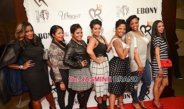 April Daniels Hosts Women's Brunch: Tameka Raymond, Christina Johnson, Brely Evans Attend [Photos]