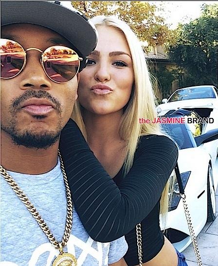 romeo miller-criticized for white girlfriend Toneata Morgan-the jasmine brand