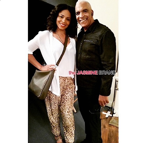 sanaa lathan and father stan lathan-the jasmine brand