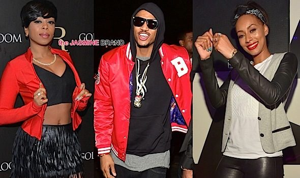 Party Scene: Trey Songz, Keri Hilson, Sevyn Streeter, Shay Johnson [Photos]