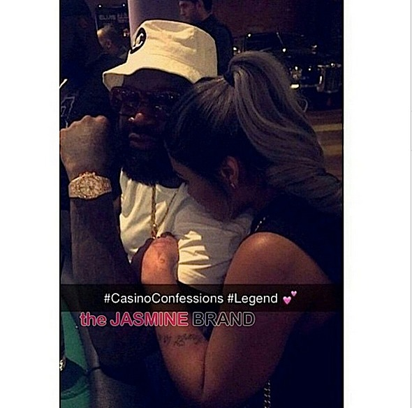 snap chat love-rick ross-lira galore-the jasmine brand