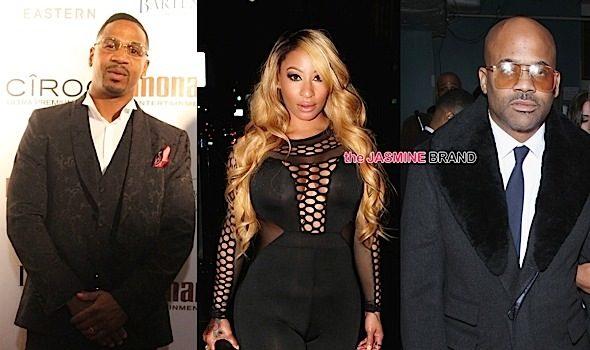 Stevie J Threatens to Quit Love & Hip Hop Atlanta, Hazel E & Katt Williams Break-Up + Dame Dash Bashes Ex Rachel Roy