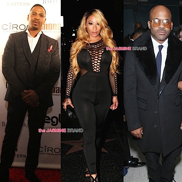 Stevie J Threatens to Quit Love & Hip Hop Atlanta, Hazel E & Katt Williams Break-Up + Dame Dash Bashes Ex Rachel Roy