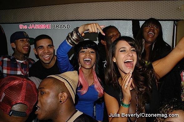 Tyga, Drake, Nicki Minaj, Tammy
