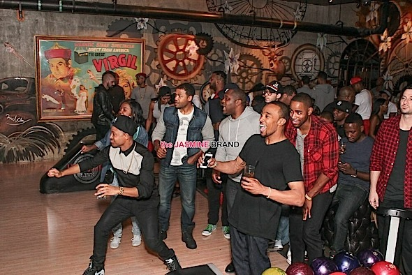 terrence j-bowling birthday party-the jasmine brand