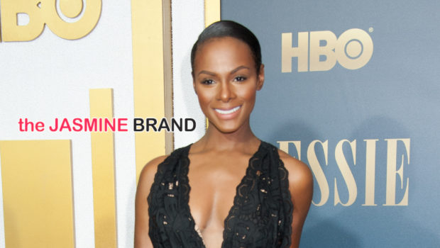 Tika Sumpter Lands Political Thriller 'The Pages'