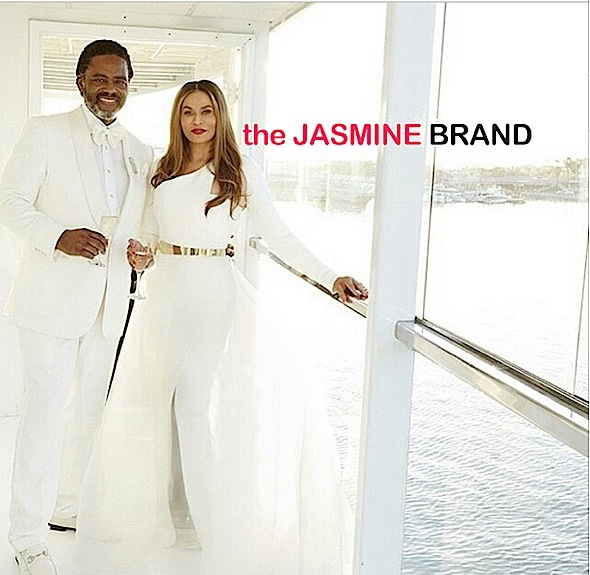 tina knowles-marries richard lawson-the jasmine brand