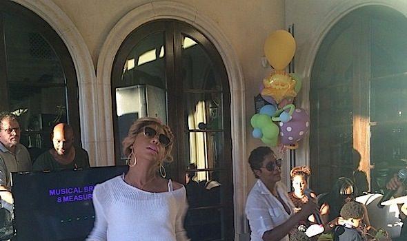 Tamar Braxton Hosts Easter Party Turn-Up: Toni Braxton, Adrienne Bailon, Nia Long, Malika & Khadijah Haqq Attend [Photos]