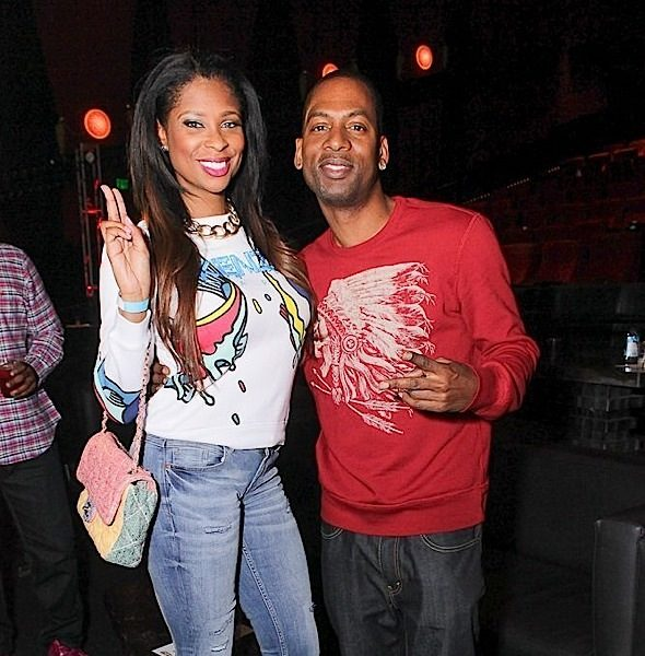 Meagan Good, Jennifer Williams, Tony Rock Spotted at 'All Def Comedy Live' [Photos]