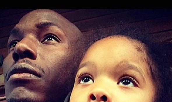 Tyrese Gibson Explains Why He Doesn't Post Older Daughter On Social Media