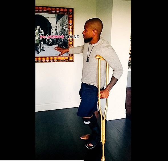 usher raymond-gold crutches-the jasmine brand