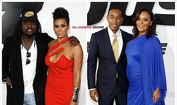 'Furious 7' LA Premiere: Ludacris, Tyrese, Dwyane Johnson, Juicy J, Wale, Grace Gealey, Laura Govan, Erica Mena, Bow Wow [Photos]