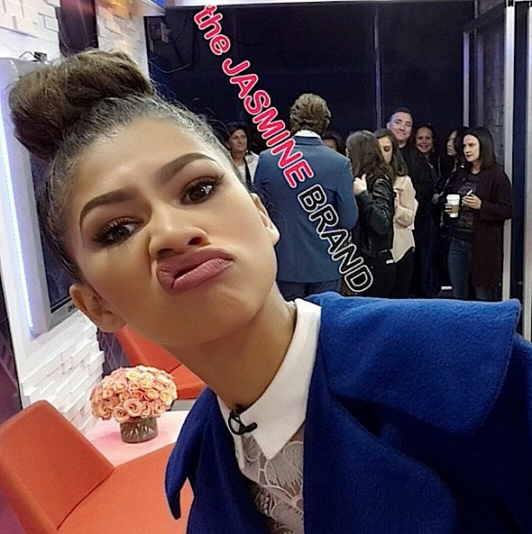zendaya coleman-today show-the jasmine brand