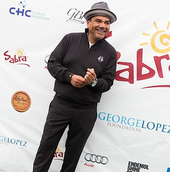 George Lopez Charged With Battery After Allegedly Beating Up A Trump Supporter