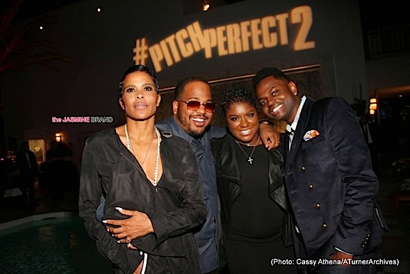 Pitch Perfect 2 Industry Screening
