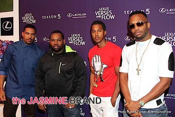 Verses and Flow Red Carpet Season 5 Day 2